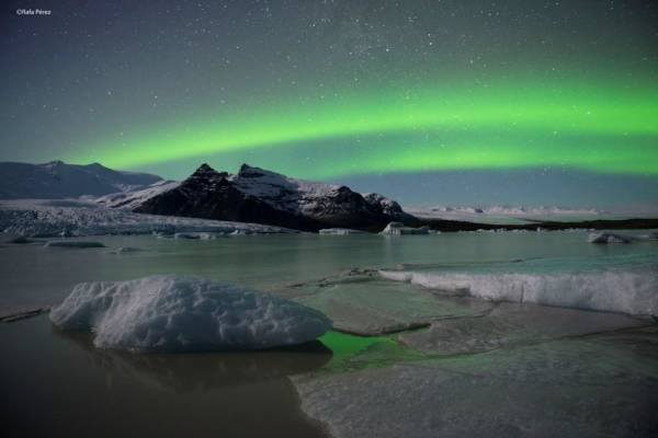 Aurora Boreal en Islandia (Foto Rafa Perez - Island Tours)(firma)m
