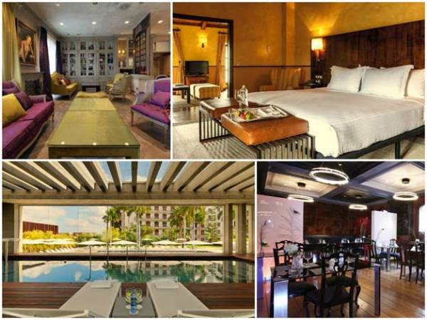 Los 10 hoteles espa oles 5 estrellas con mejor relaci n for Hoteles de lujo en vitoria
