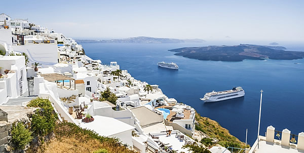Crucero en el Mediterráneo por Grecia (Foto Atrápalo)