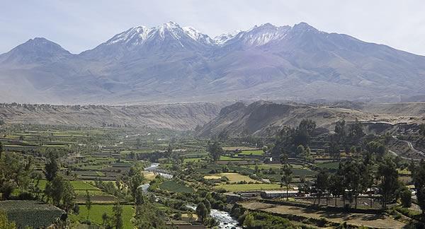 Arequipa Perú (Foto Trivago)