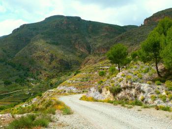 Sierra de Gádor, Almería