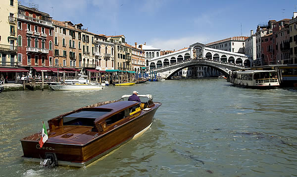 Venecia (Foto Saffron Blaze en Wikipedia)