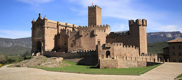 Castillo de Javier (Turismo Navarra)