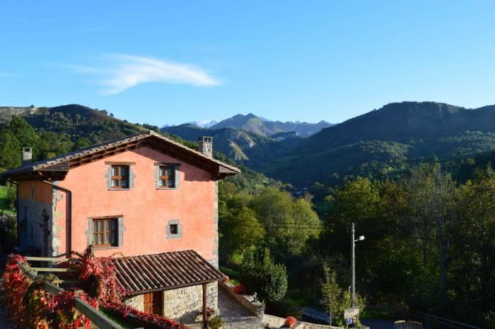 Escapadarural.com - Aldea de Con (Asturias)