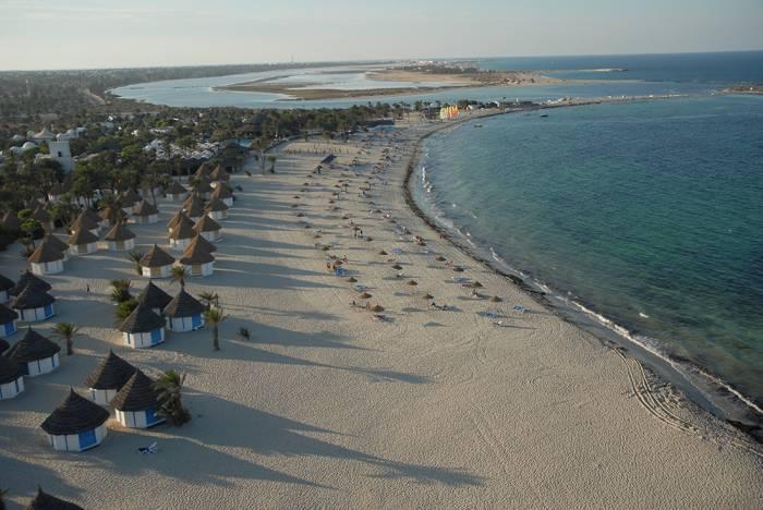 Djerba, playa: Túnez