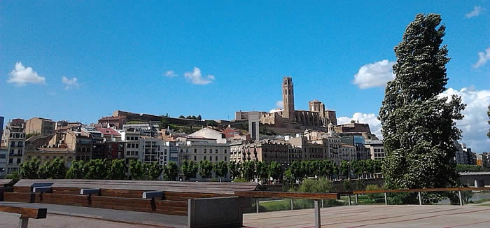 Lleida (Foto: Turisme de Lleida)