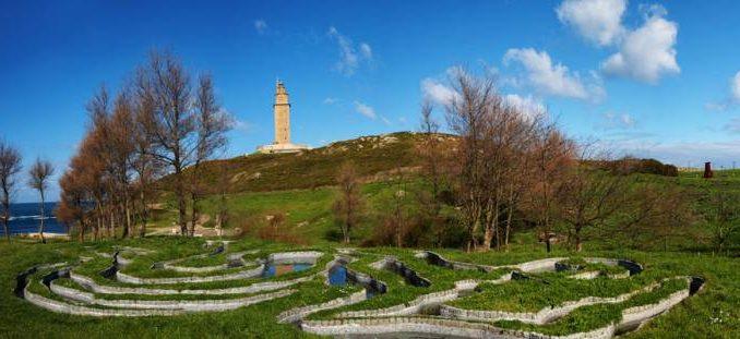 La Coruna - Torre de Hercules