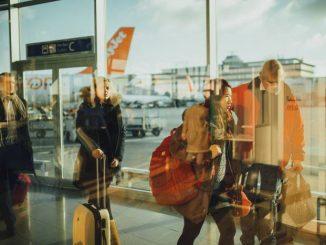 vuelos avion aeropuerto viajeros