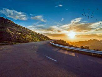 carretera viaje