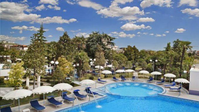 Grand Hotel Trieste & Victoria, Abano Terme, Italia