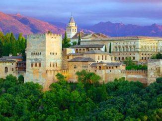 La Alhambra (Foto: Junta de Andalucía)