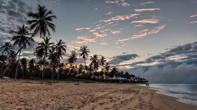 República Dominicana playa caribe pixabay